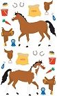 Horse Tack Stickers