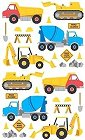 Construction Equipment Stickers