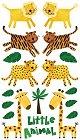 Jungle Safari Rub-Ons