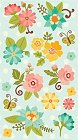 Enchanted Garden Flowers Stickers