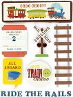 3d Choo Choo Trains Stickers