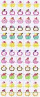 Cakes Schedule Kawaii Stickers