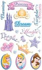 Disney Princess Gems Stickers