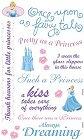 Disney Cinderella Rub-Ons