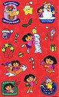 Dora The Explorer Christmas Stickers