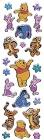 Pooh & Friends Gems Stickers