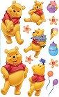 Winnie The Pooh Rub-Ons
