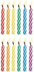 Birthday Candles Stickers