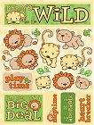 3D Born To Be Wild Stickers