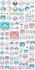 Penguins & Seals Epoxy Kawaii Stickers