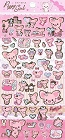 Piggy Girl Beauty 1 Kawaii Stickers