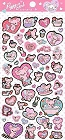 Piggy Girl Beauty 2 Kawaii Stickers