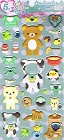 Puffy Rilakkuma May Kawaii Stickers