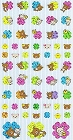 Shiny Rilakkuma Colour Clovers Kawaii Stickers