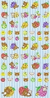 Shiny Rilakkuma Fruit Kawaii Stickers