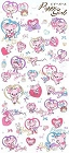 Piggy Girl Ribbons Kawaii Stickers