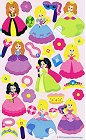 Princess Girls Stickers