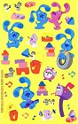 Blue's Clues At Play Stickers