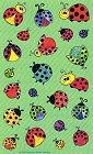Smiling Ladybugs Stickers