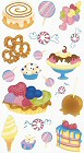 Sweets Stickers