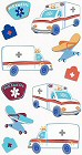Ambulance Stickers