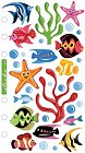 Reef Fish Vellum Stickers