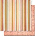 Newport Pink Stripe Paper
