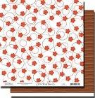 Charlotte Cooper Floral Paper