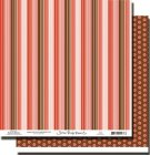 Charlotte Pink Stripe Paper