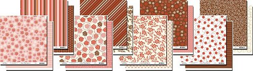 Charlotte Pk Paper Pack 12x12