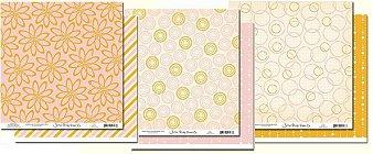 Hampton Pink Paper Pack 12x12
