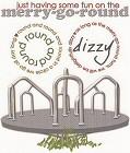 Merry Go Round Rub-Ons
