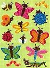 Butterflies Glitter Epoxy Stickers