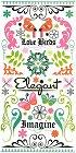 Tiffanys Elegant Rub-Ons