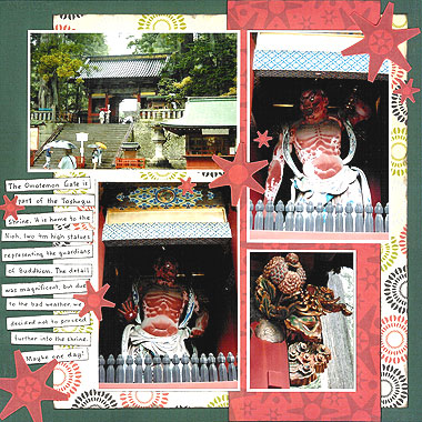 Scenic Route Scrapbooking Papers
