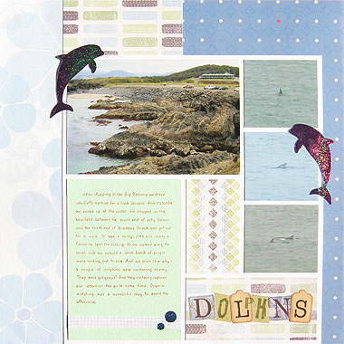 Scrapbooking Ideas With Sketches