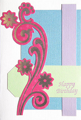 Three Card Making Ideas 2