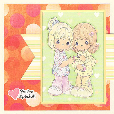 Precious Moments Card Making Ideas 3