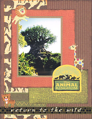 Animal Rub-Ons