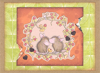 House Mouse Stickers