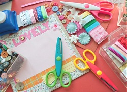 3 Steps Organised Scrapbooking