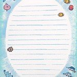 Kawaii Letter Set 2