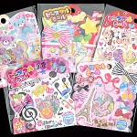 Kawaii Sticker Sacks