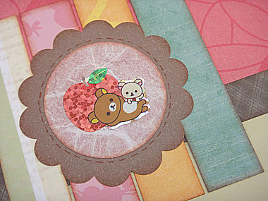 Rilakkuma Card Making Ideas 2