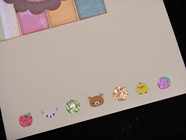 Rilakkuma Card Making Ideas 3
