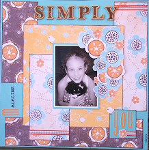 Scrapbooking Ideas with Sassafras Lass Papers