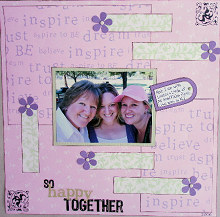 Scrapbooking Ideas with Patterned Papers