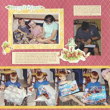 Successful Scrapbooking Layouts With Many Photos